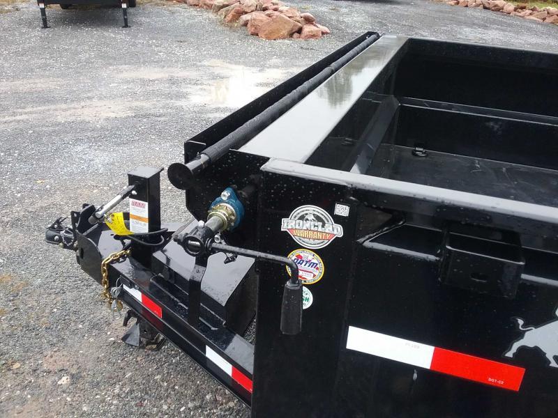 2021 Norstar 83''X12' IRON BULL DUMP TRAILER Dump Trailer