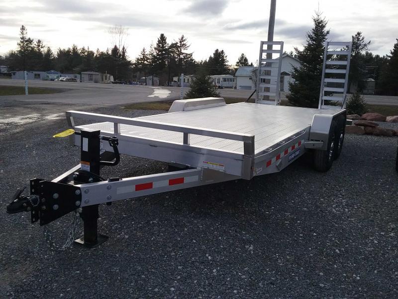 2021 Sure-Trac ST8218ET-A-140 Equipment Trailer