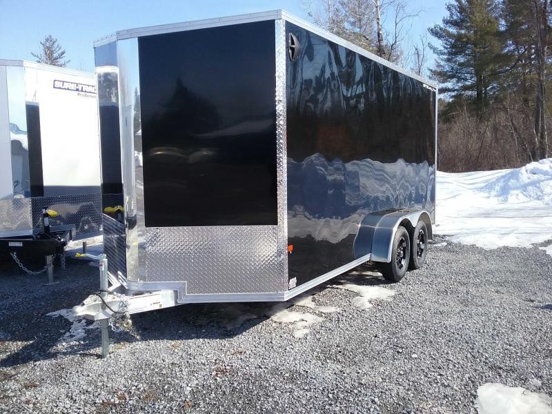 2020 Alcom-Stealth C7X16-IF STEALTH Enclosed Cargo Trailer