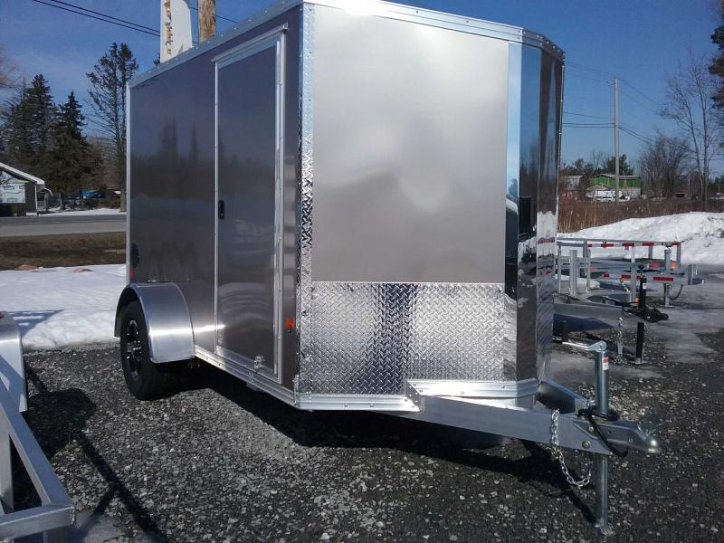 2020 Alcom-Stealth C6X10-IF STEALTH Enclosed Cargo Trailer