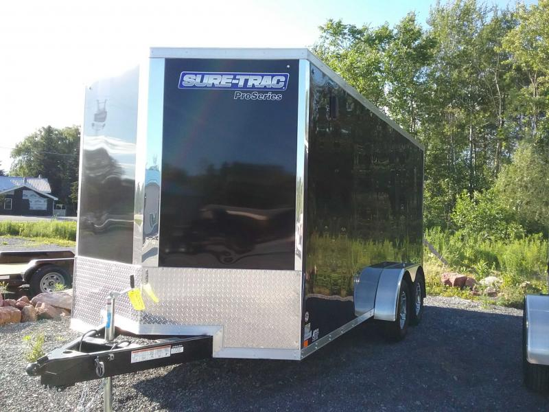 2021 Sure-Trac 7 x 16 Pro Series Wedge Cargo TA 7K