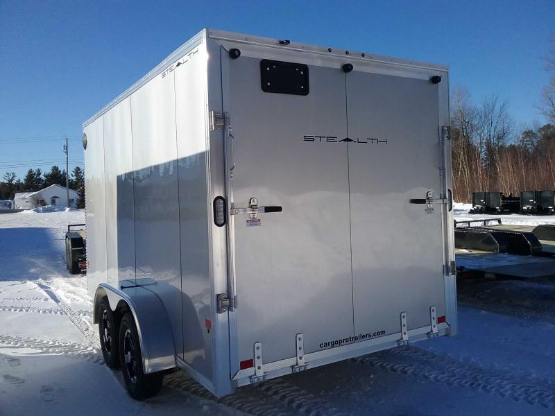 2021 Alcom-Stealth C7X14-IF Enclosed Cargo Trailer