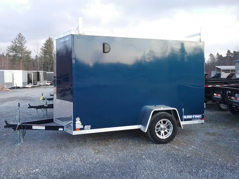 2019 Sure-Trac STW7210SA Enclosed Cargo Trailer