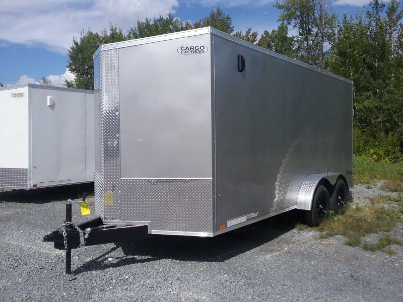 2022 Cargo Express XL Cargo Se 7X16  Enclosed Trailer