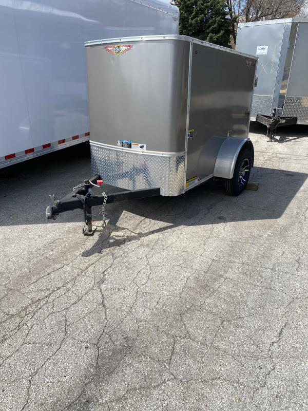 2017 H&H Trailers SC06 Enclosed Cargo Trailer
