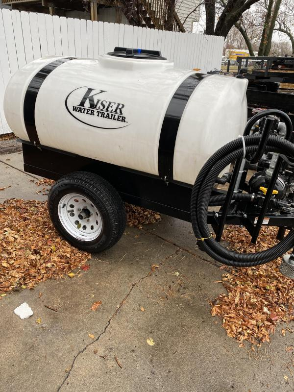 2017 Kiser Arena Specialists 300 Gallon water tank Other Trailer