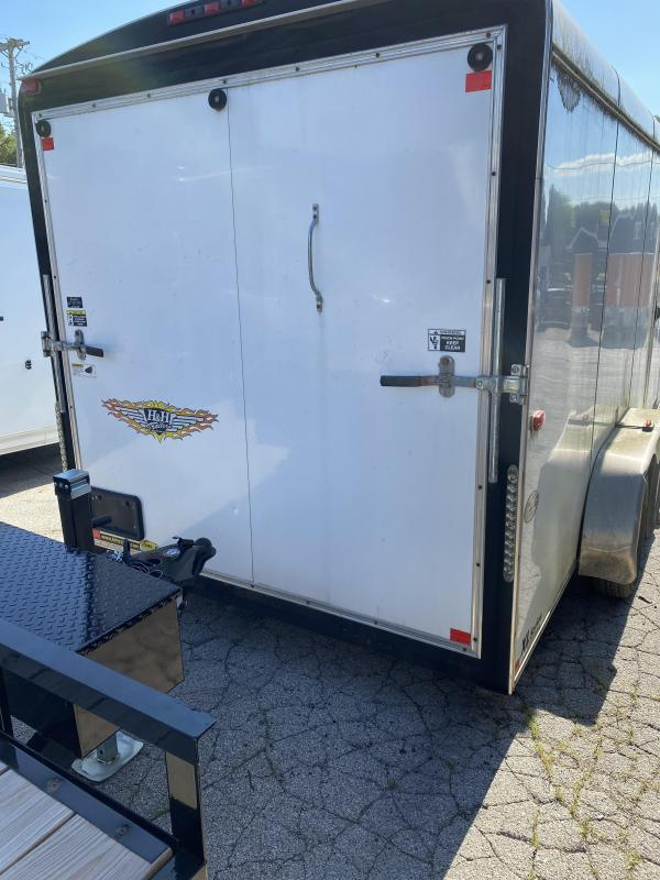 2010 H and H Trailer XL Enclosed Cargo Trailer