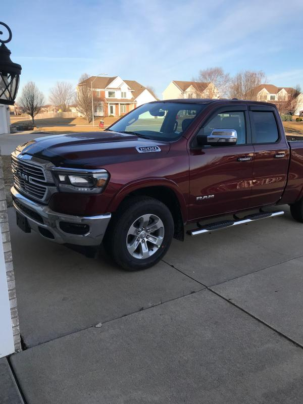 2020 Dodge Ram 1500 4x4 Truck