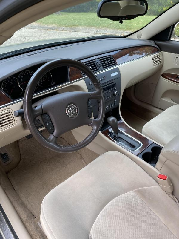 2008 Buick La Crosse Car