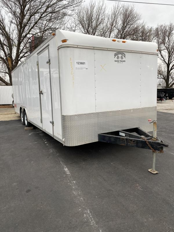 2001 Cargo Express SHADOW MASTER Enclosed Cargo Trailer