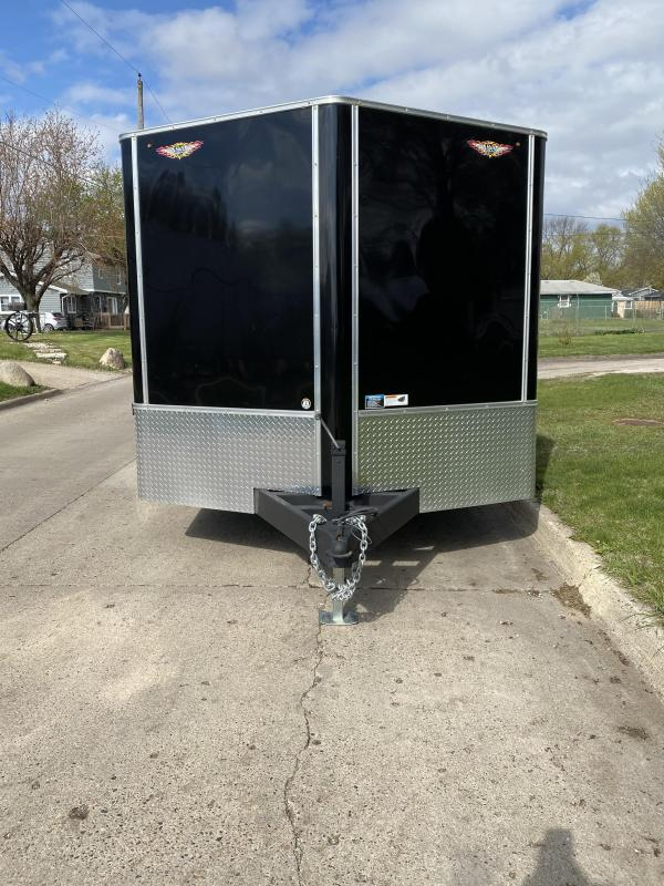 2020 H&H Trailers ENCLOSED Enclosed Cargo Trailer