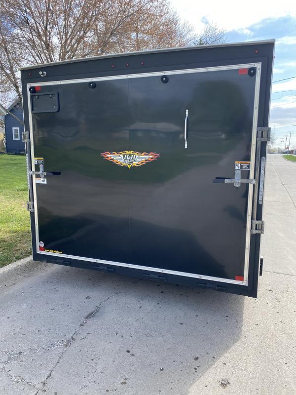 2020 H&H Trailers ENCLOSED Enclosed Cargo Trailer