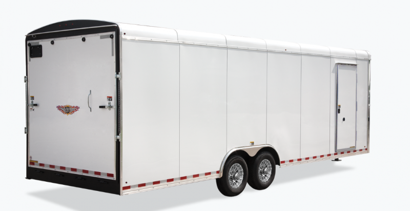 2020 H and H Trailer 101X20 TL R-TOP CARHAUL VNOSE 14K CARGO