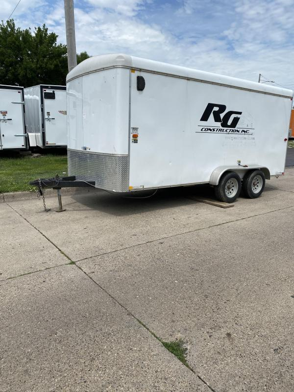2013 H and H Trailer CA SERIES Enclosed Cargo Trailer