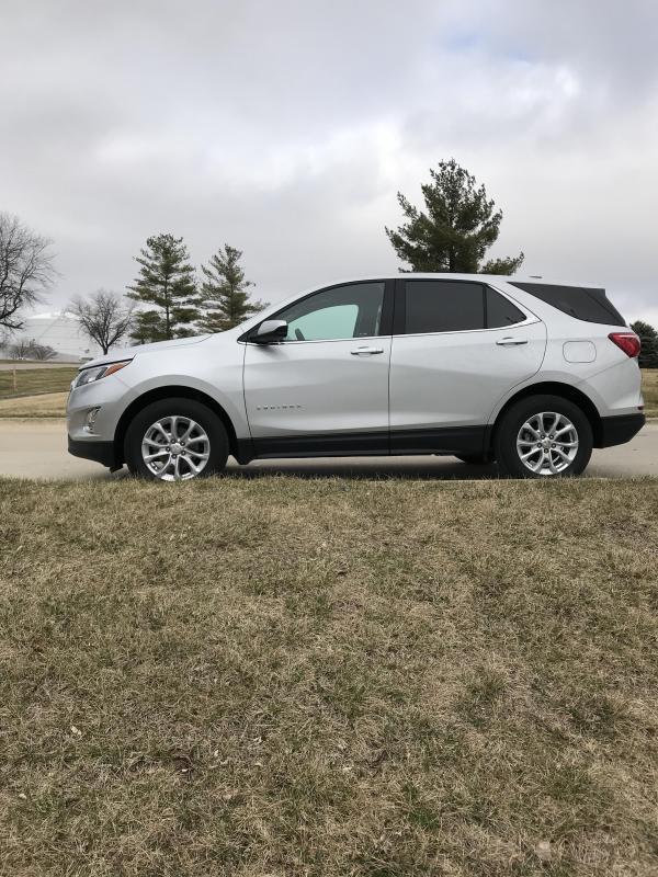 2020 Chevrolet EQUINOX Car