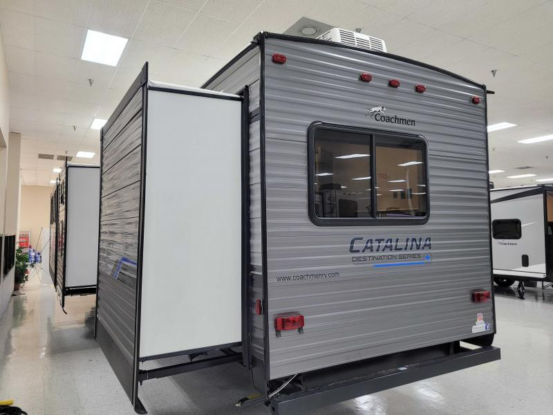 2021 Coachmen CATALINA DESTINATION 39FKTS