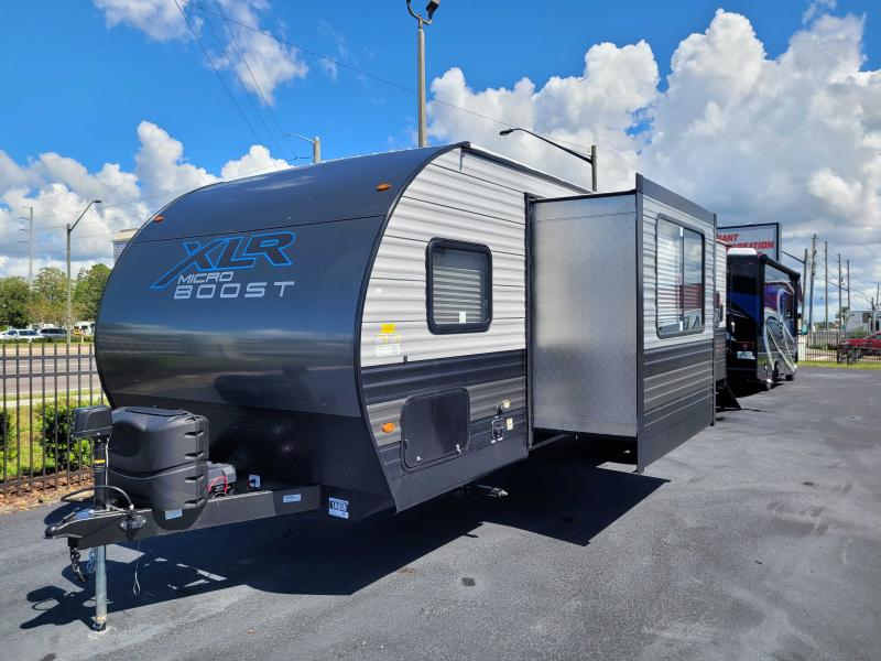 2022 Forest River MICRO BOOST 27LRLE