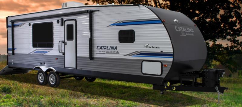 2021 Coachmen CATALINA TRAILBLAZER 28THS