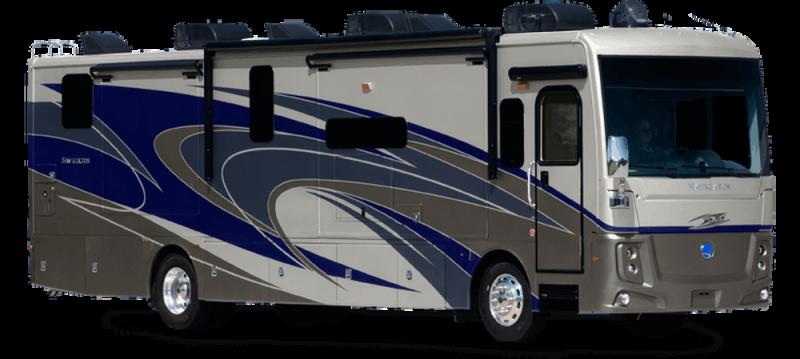 2021 Holiday Rambler NAVIGATOR 38F