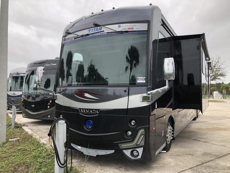 2021 Holiday Rambler HOLIDAY RAMBLER ARMADA 44LE