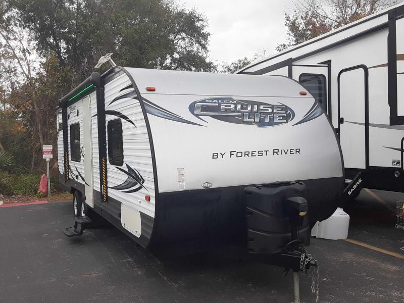 2016 Forest River, Inc.  CRUISE LITE 261BHXL
