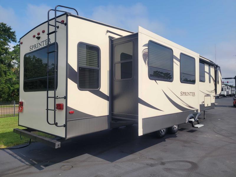2018 Keystone RV SPRINTER 3570FWLFT