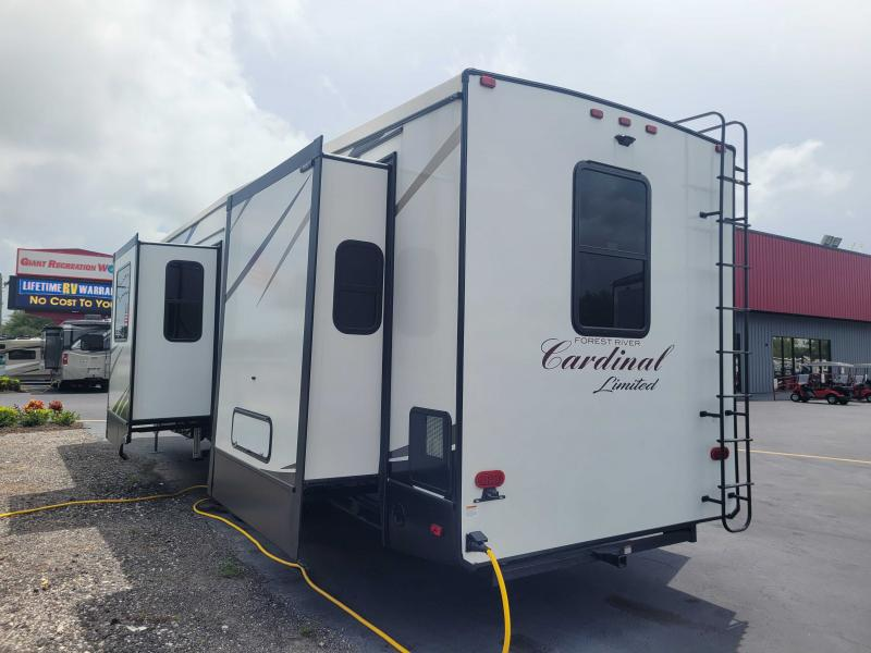 2021 Forest River CARDINAL LIMITED 403FKLE