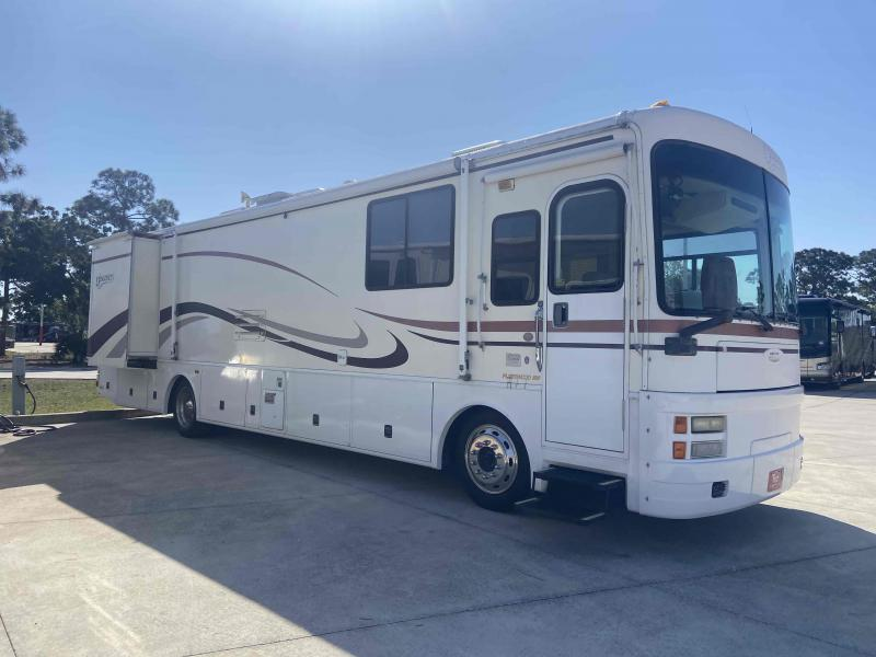 2000 Fleetwood RV DISCOVERY 37V