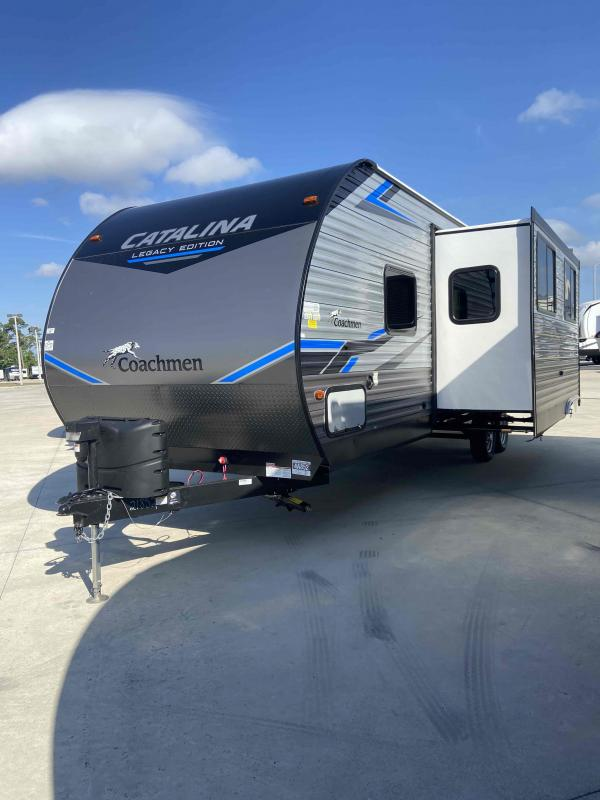 2021 Coachmen CATALINA LEGACY 303QBCKLE