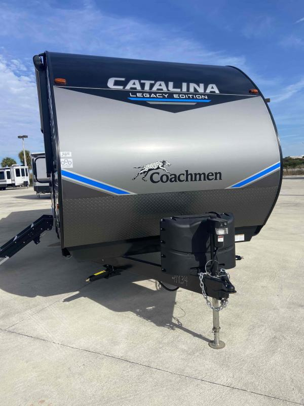 2021 Coachmen COACHMEN CATALINA LEGACY 293QBCKLE