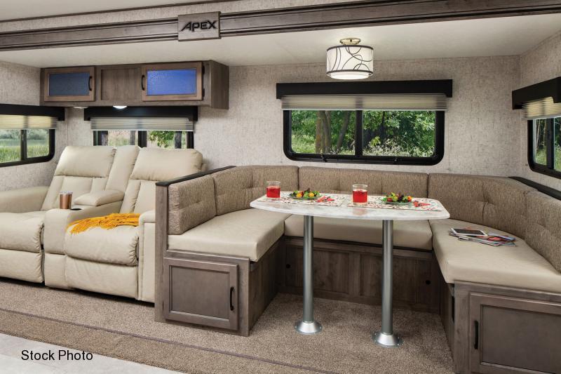 2021 Coachmen COACHMEN APEX ULTRA LITE 265RBSS