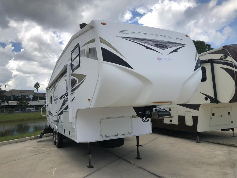 2011 CrossRoads RV  CRUISER 285RL