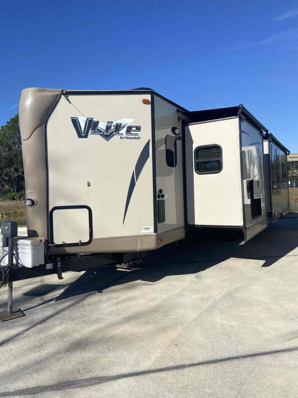 2015 Forest River, Inc.  FLAGSTAFF 30WIKSS