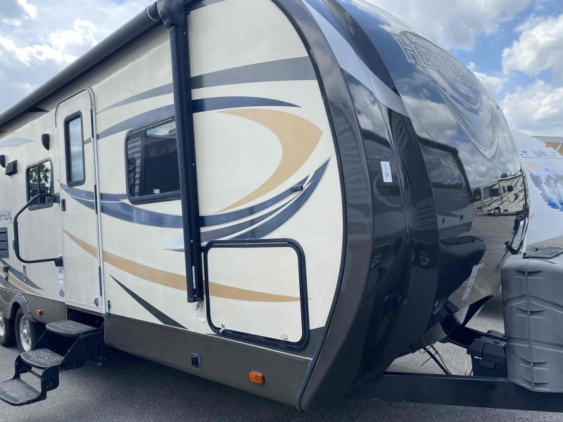 2016 Forest River HEMISPHERE 272BH