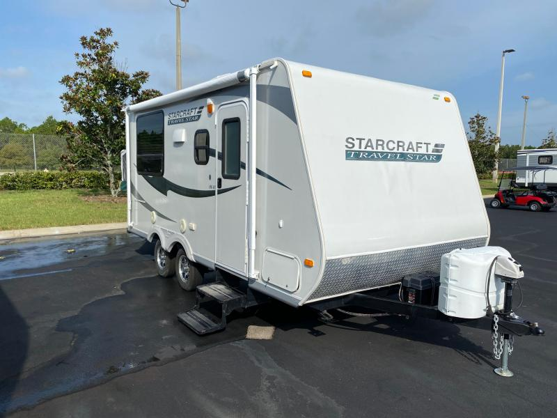 2012 Starcraft TRAVEL STAR 196RD EXPANDABLE