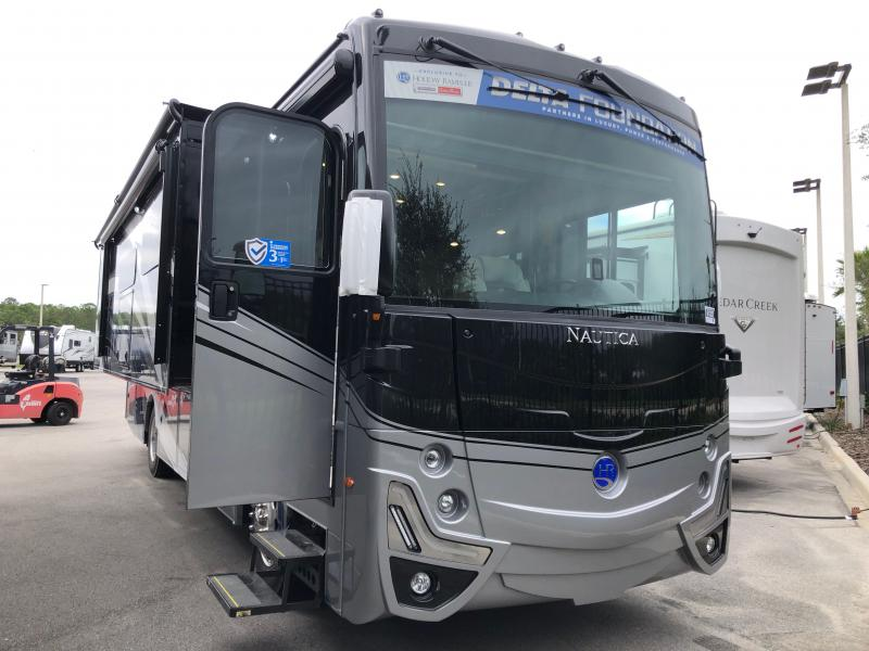 2021 Holiday Rambler HOLIDAY RAMBLER NAUTICA 34RX