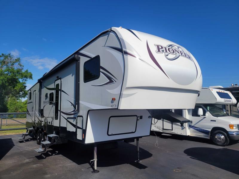 2018 Heartland RV PIONEER 322