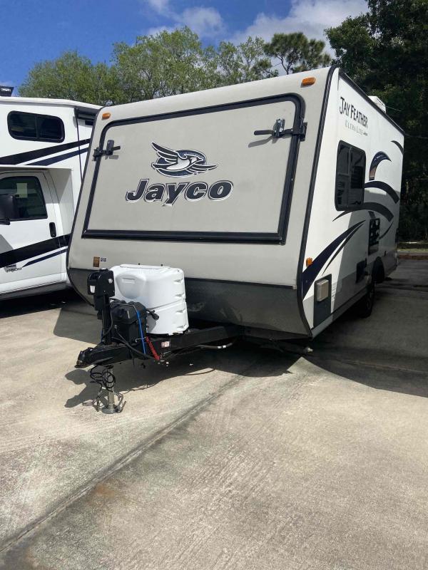 2015 Jayco JAYFEATHER X17Z