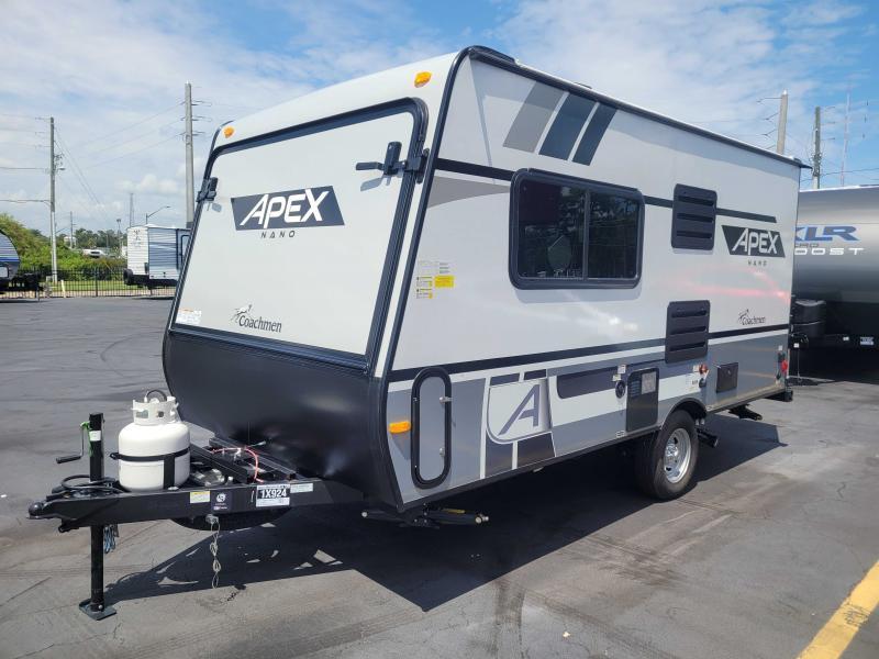 2021 Coachmen APEX NANO 15X