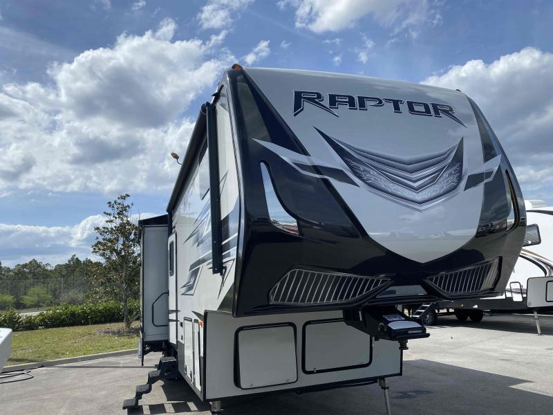 2018 Keystone RV RAPTOR 362