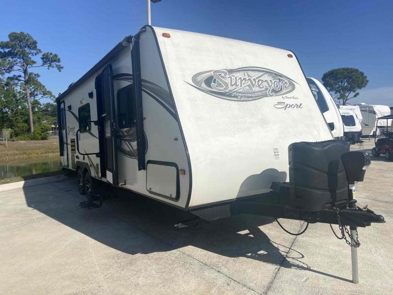 2013 Forest River SURVEYOR 275