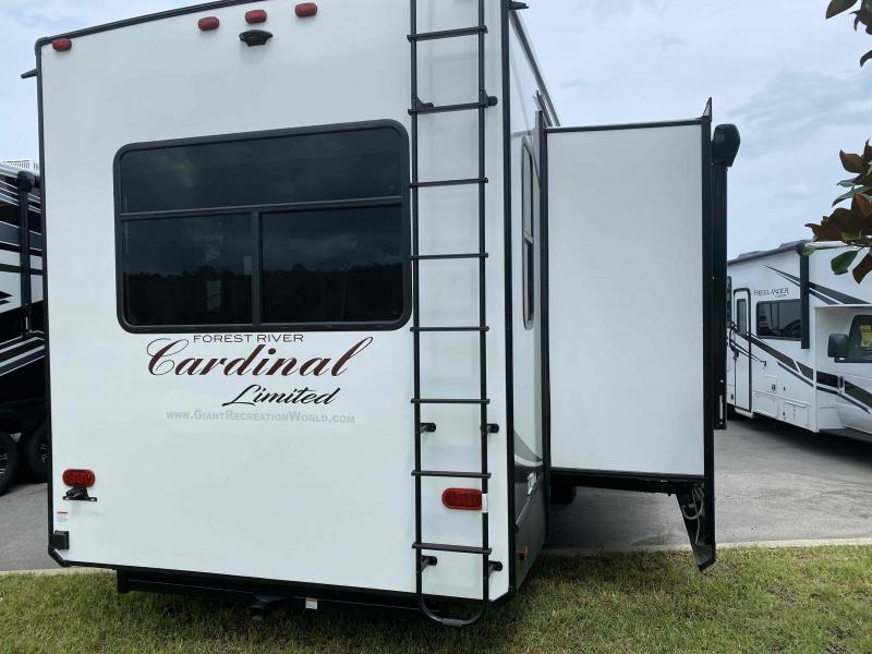 2021 Forest River CARDINAL LIMITED EDITTION 377MBLE