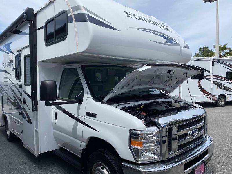 2019 Forest River FORESTER 2291