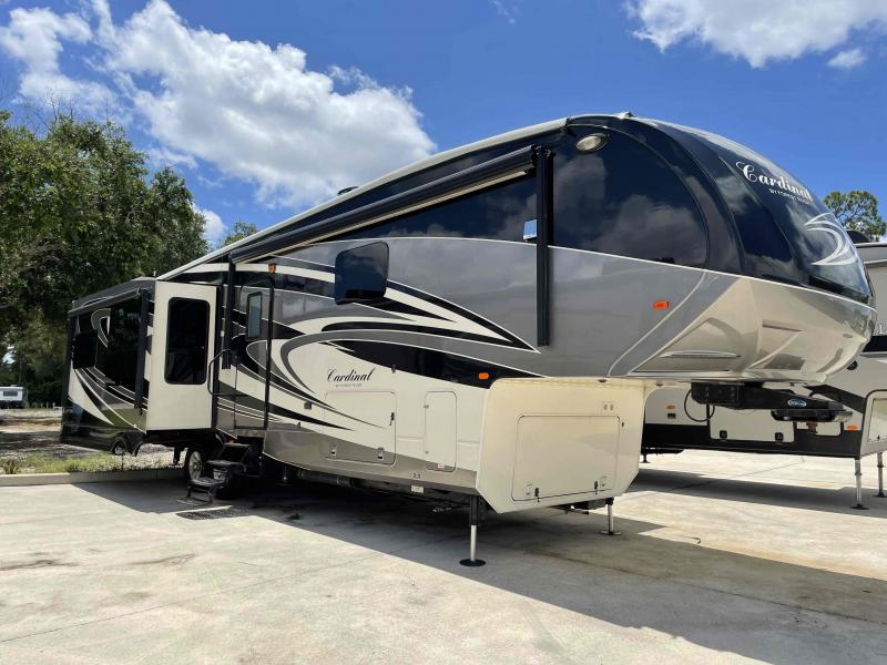 2015 Forest River CARDINAL 3875FB