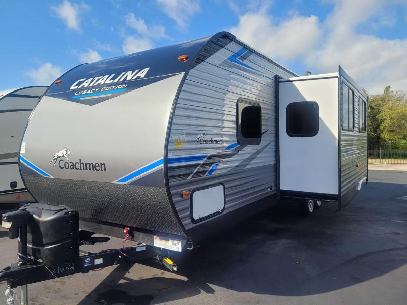 2021 Coachmen CATALINA LEGACY 293QBCKLE