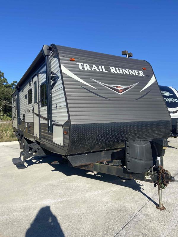 2018 Heartland RV  TRAIL RUNNER 31SLE