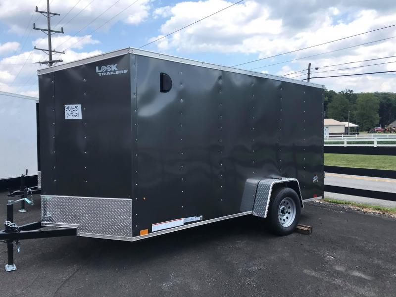 2022 Look Trailers ST Cargo Deluxe 6x12