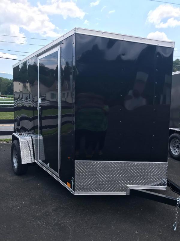 2022 Look Trailers ST Enclosed Cargo Trailer 6x10