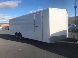 2021 Haulmark Passport 85x24 Enclosed Cargo Trailer