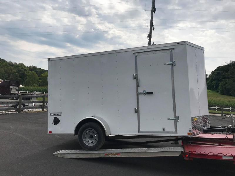 2021 Haulmark PP6x12 Enclosed Cargo Trailer
